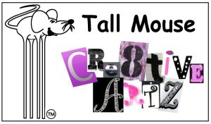 Cre8tive Artz Tall Mouse